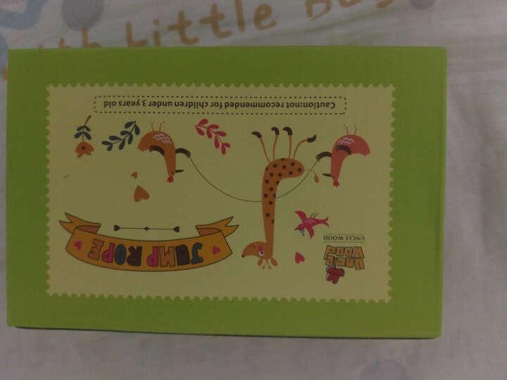 美乐 儿童跳绳小学生幼儿园可调节跳绳户外玩具 草绿色跳绳 晒单图