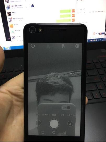 Hisense 海信A2 全网通4G 4G+64G指纹 双屏 水墨屏  智能手机 全新原封行货(黑色) 晒单图