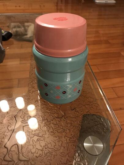 膳魔师THERMOS焖烧罐保温杯真空儿童不锈钢闷烧杯户外保鲜饭盒SK -梦幻绿 晒单图