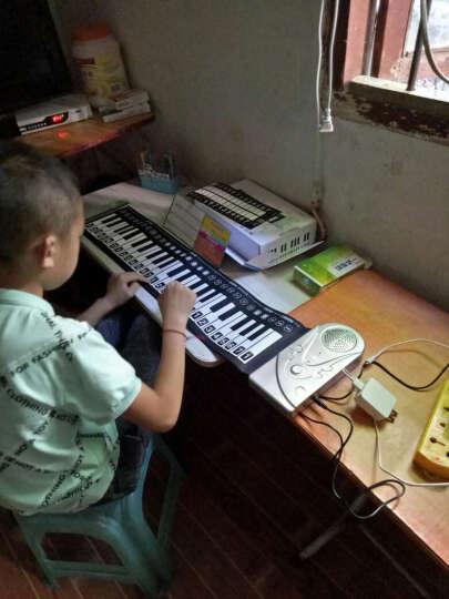 海之韵 【49键】 手卷钢琴便携式电子琴成人 数码钢琴电子钢琴折叠琴 儿童入门键盘电钢琴1 晒单图