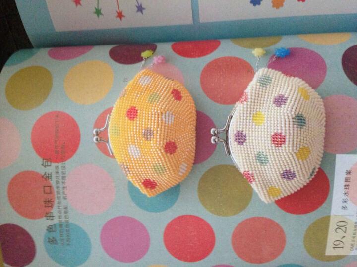 短针环形钩织36款串珠口金包和小物件 晒单图