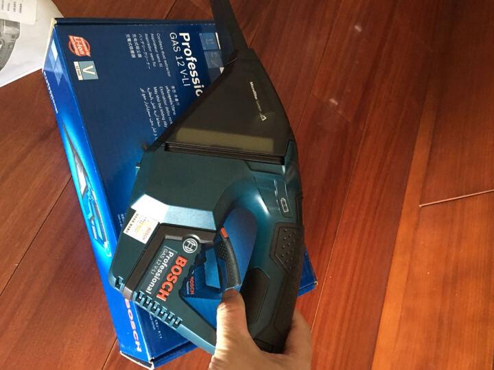 博世BOSCH充电式真空吸尘器GAS12V-Li电脑除尘锂电吸尘机 两电一充 晒单图