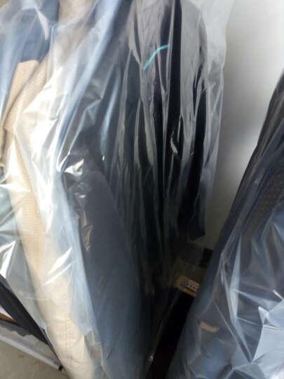 苏兹 大衣防尘罩衣服防尘套 透明印花可水洗加厚大衣套 白色 15件套装 晒单图