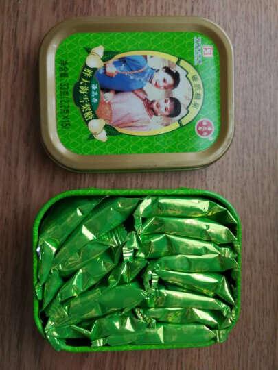 潘高寿润喉糖 水果糖33g铁盒水果味硬糖 胖大海雪梨味 晒单图