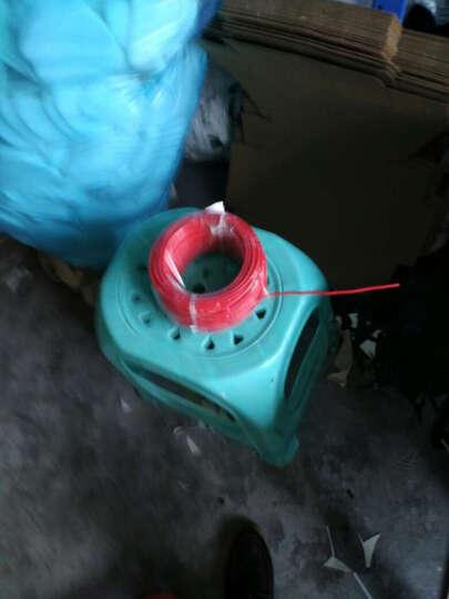 YODA 永达 国标BV4平方50米/纯铜芯单芯硬线/热水器线立式空调线安全家装电线 红色50米 国标BV4硬线 晒单图