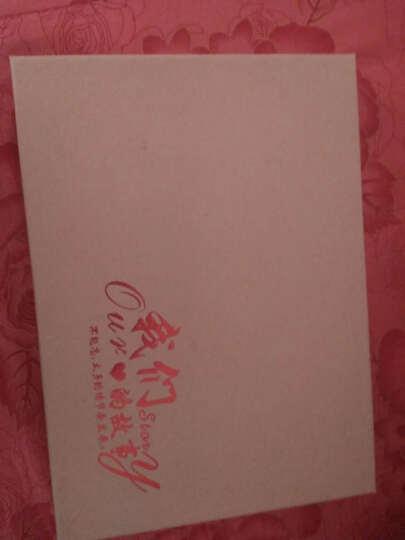5/6/10寸相册diy手工情侣家庭影集幼儿园毕业纪念册粘贴式创意礼物包邮学校节日团购礼品 10寸外环巴黎铁塔 送礼包礼盒 晒单图