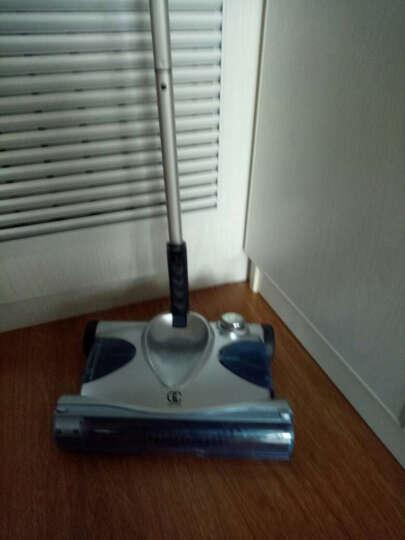家用自动手推式扫地机吸尘拖把扫拖一体机无线电动扫把吸尘器伸缩杆懒人扫地扫帚组合套装 银色新款 晒单图