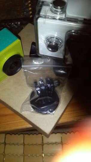 劲码 小蚁防水壳 保护壳 保护框 小蚁外框边框 小蚁1代运动相机配件 小蚁防水壳 白色 晒单图