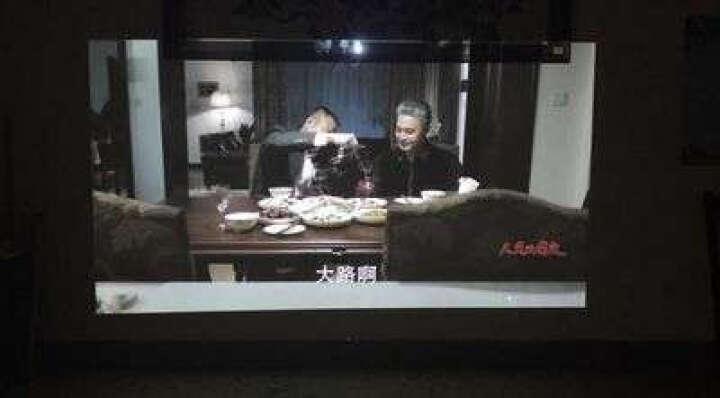 爱普生(EPSON)投影仪 高清办公 高清高亮工程投影机 套餐9 默认1 晒单图