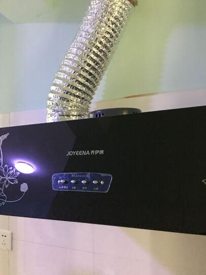 乔伊纳 CXW-180-z02 小户型家用大吸力免拆洗中式顶吸抽油烟机 晒单图