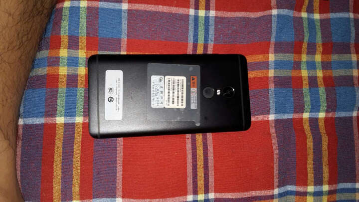 小米 红米Note4 全网通版 4GB+64GB 雅黑 移动联通电信4G手机 双卡双待 晒单图