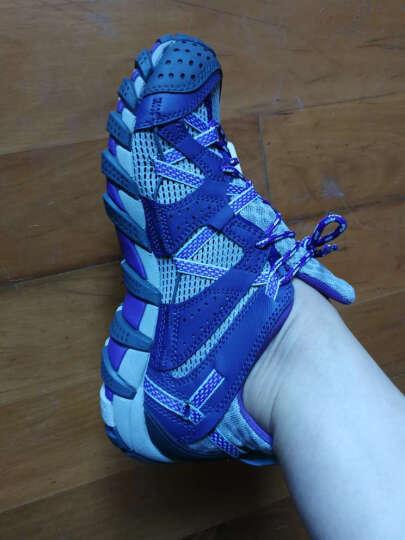 迈乐(Merrell) MERRELL迈乐户外溯溪鞋耐磨速干水陆两穿女J564162 浅紫色 37.5 晒单图