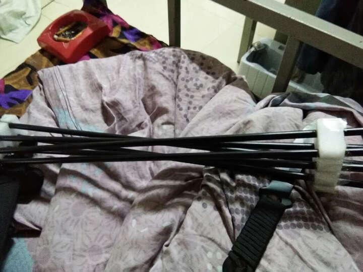 三利达弓箭箭支玻纤箭户外专业射击运动训练可换箭头禁狩猎复合滑轮弓专用 6支装 晒单图