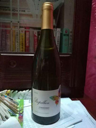 法国梦幻巴蒂系列 原瓶进口红酒幻彩干白葡萄酒 750ml 6支整箱装 晒单图