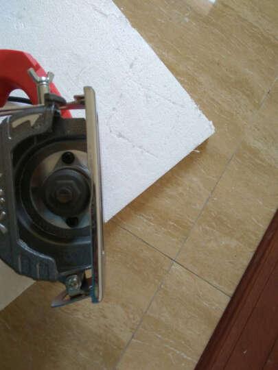 安捷顺石材切割机防烧电锯多功能木材 瓷砖云石机开槽机 电动工具 防烧切割机送(木锯片+石锯片) 晒单图