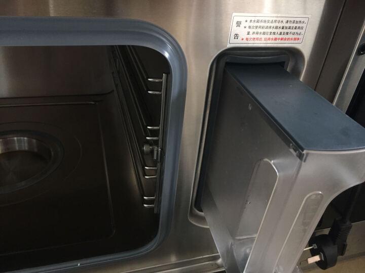 意大利daogrs ZD6T电蒸箱嵌入式蒸箱家用镶嵌多功能36L电蒸炉 晒单图
