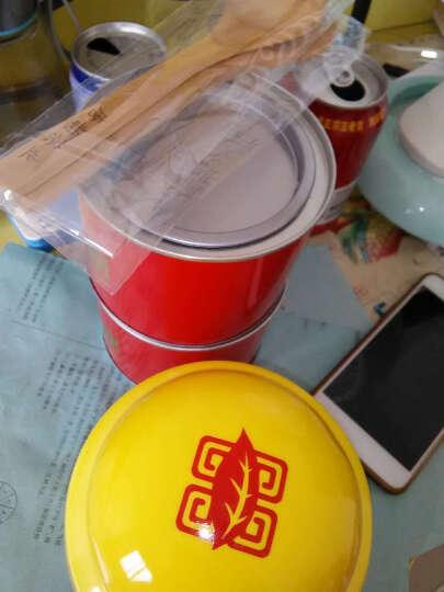 唐韵茶业 茶叶 铁观音 感恩茶陈年老铁 陈香型 240g(两盒) 1罐 晒单图