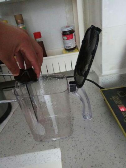 万卓 榨汁机汁渣分离家用大口径水果机原汁机离心水果榨汁机果汁机果汁机离机 不锈钢色 晒单图