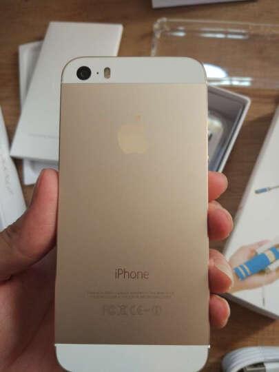 全球购 Apple iPhone5S 智能手机 苹果手机 演示机 4G手机 海外版 金色 移动2G联通4G电信3G(16G) 晒单图