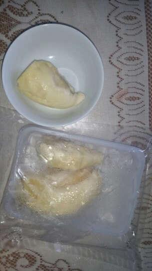 波得 泰国急冻树熟金枕榴莲肉 400g/盒  晒单图