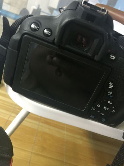 天气不错 佳能Canon 700D/800D单反相机 钢化玻璃屏幕保护贴膜 高透防刮防爆金刚膜 晒单图