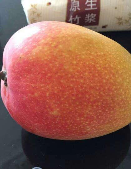 鲜菓篮 攀枝花芒果 苹果芒 单件7.5斤 晒单图