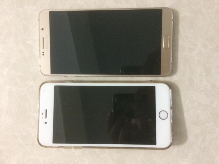 三星 Galaxy A9(SM-A9100)4GB+32GB 魔幻金 移动联通电信4G手机 双卡双待 晒单图