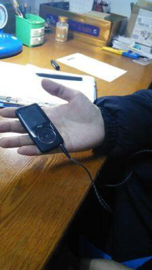 爱国者MP3蓝牙学生跑步音乐播放器可爱运动型无损HIFI有屏迷你MP4插卡学英语 MP3-102蓝色8G 晒单图