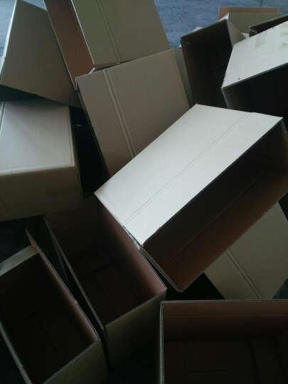 邮政纸箱5-12纸盒子快递纸箱定做包装盒物流打包搬家纸箱飞机盒包装箱快递盒子网店纸箱瓦楞纸 3号 5层 长43CM*宽21CM*高28CM 晒单图