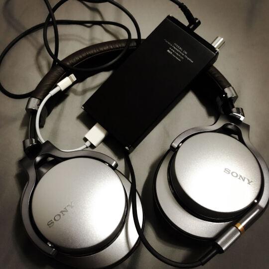 凯音(CAYIN)C6 便携式耳机功率放大器 黑色 晒单图