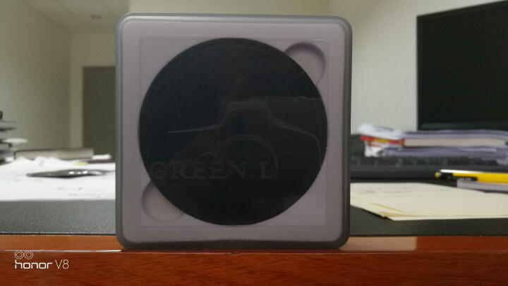 GreenL格林尔 红外线滤镜 IR680/720/760/850/950波长摄影 工厂经营包邮 IR950 55mm 晒单图
