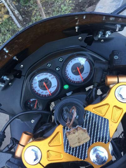 菲尔斯 可上牌地平线R2摩托车跑车大型公路赛趴赛150-250CC双缸街车街跑摩越野国四电喷摩托车 亮光黑---地平线 200CC力帆/宗申6档链条机 晒单图