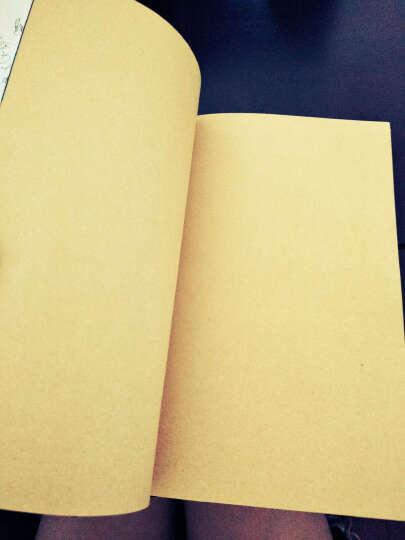 复古线装订武功秘籍日记本搞笑笔记本子牛皮纸武功秘笈记事本64页 打狗棒法-牛皮纸 晒单图