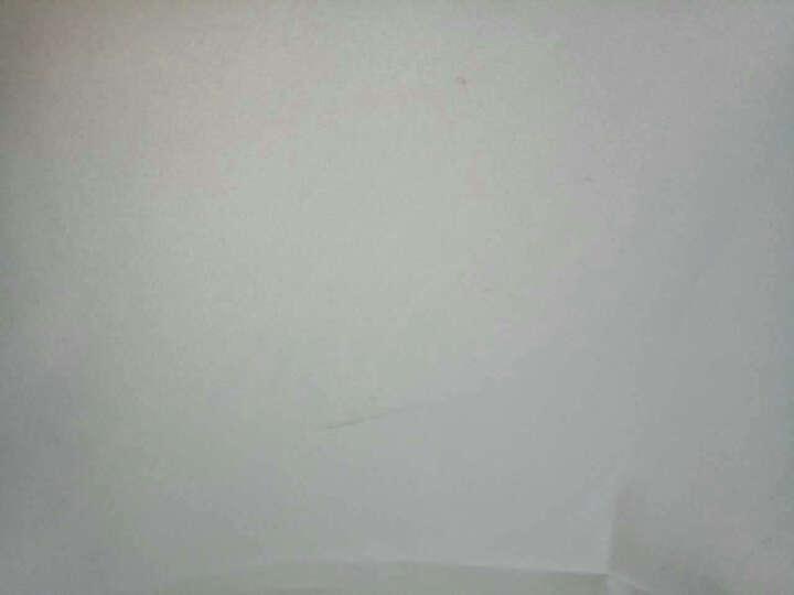 缔纶雪纺衫2017春夏新款韩版印花宽松大码衬衣打底衫衬衫女 黄色7038款 XXL 晒单图
