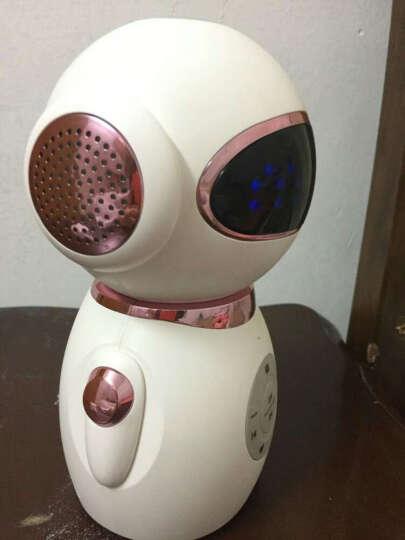 实创兴智能机器人玩具儿童机器人婴儿玩具遥控语音对话互动学习早教机生日礼物 拼图 晒单图