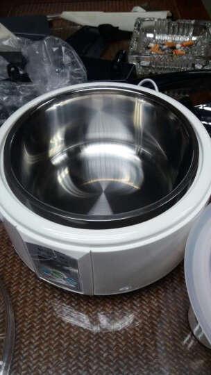 小熊(Bear)纳豆米酒酸奶机 家用多功能微电脑恒温发酵1.5升304不锈钢内胆送陶瓷5分杯 SNJ-5091 晒单图