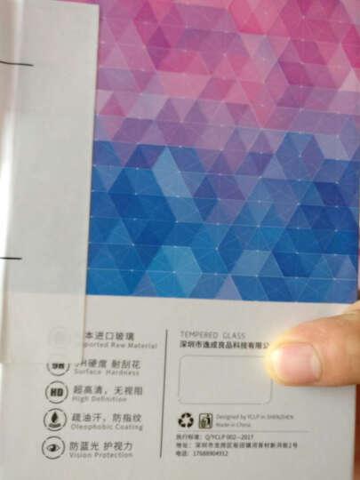 【买二送一】今首为 苹果6s钢化膜卡通彩膜3D全屏覆盖防指纹iPhone6plus手机膜女 6plus-5.5英寸-烈焰红唇 晒单图