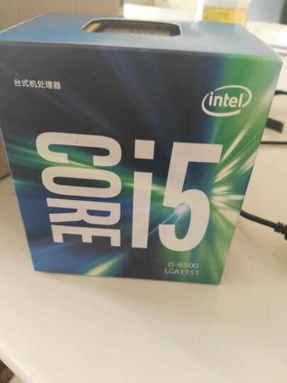 英特尔(Intel) 酷睿i5 7500 CPU盒装 晒单图