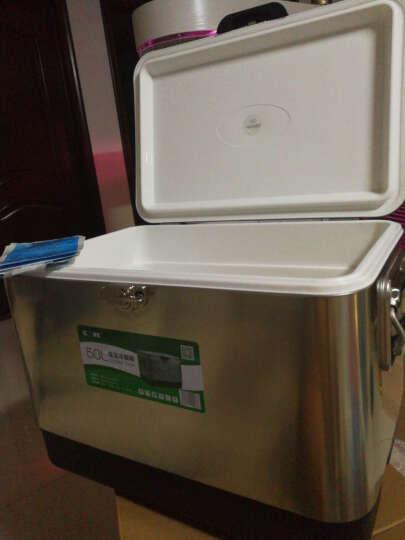 ICERS 保温箱车载药品胰岛素冷藏箱保鲜箱 50升 不锈钢 厂商直发 晒单图