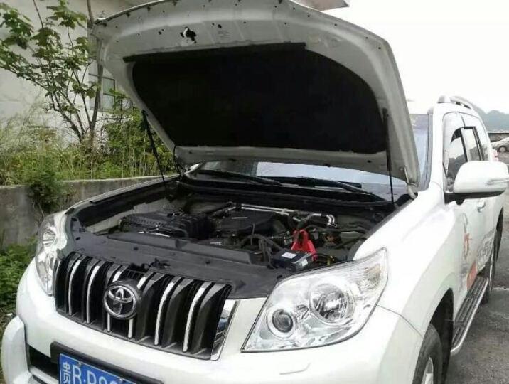 卡儿酷 汽车应急启动电源 车用大容量12V电蝎子电瓶打火应急启动器 汽车救援常备工具 晒单图