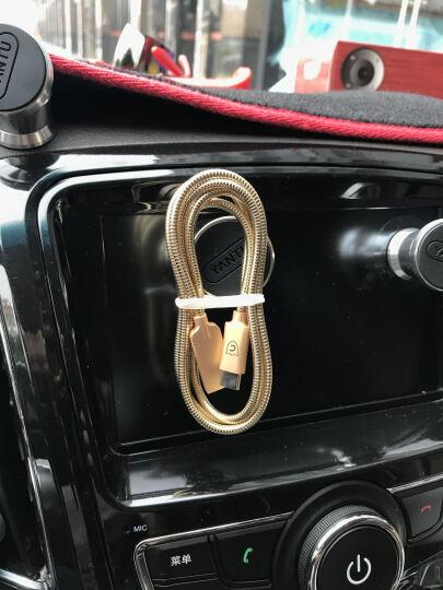 Capshi Type-C数据线 安卓手机充电器线 Q1金属弹簧 1米金 支持华为P9/麦芒5/荣耀V8乐视1S2 小米4C/56 晒单图