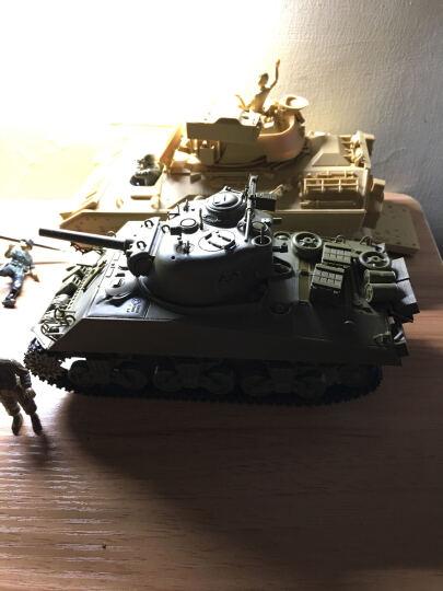 田宫拼装坦克模型 35251 美国M4A3谢尔曼中型坦克 晒单图