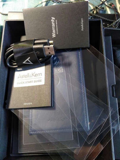 艾利和(Iriver)Astell&Kern AK380 Copper 256G 便携HIFI播放器 无损mp3播放器  DSD播放器 铜版 晒单图