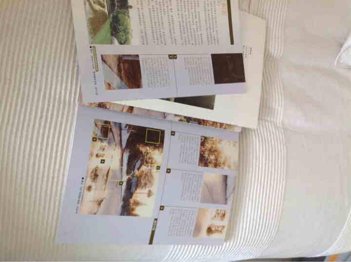 阿部智幸的水彩笔记:如何表现光的氛围 阿部智幸 北京联合出版公司正版书籍 晒单图