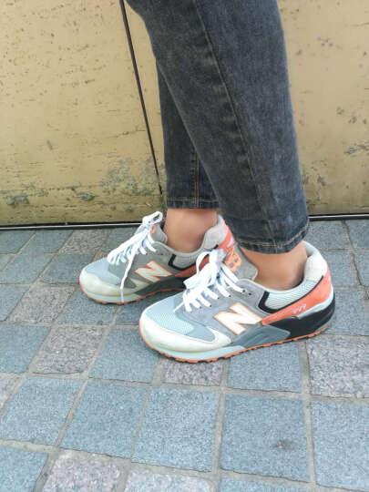 心创新百伦男鞋 1休闲时尚跑步鞋 女鞋子春季新款轻便慢跑鞋复古运动鞋 缓冲跑鞋 NB999火山灰 41 晒单图