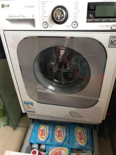 锦格(jinge)洗衣纸 50片装玫瑰香 洗衣机专用 新一代洗衣液洗衣粉洗衣皂 晒单图