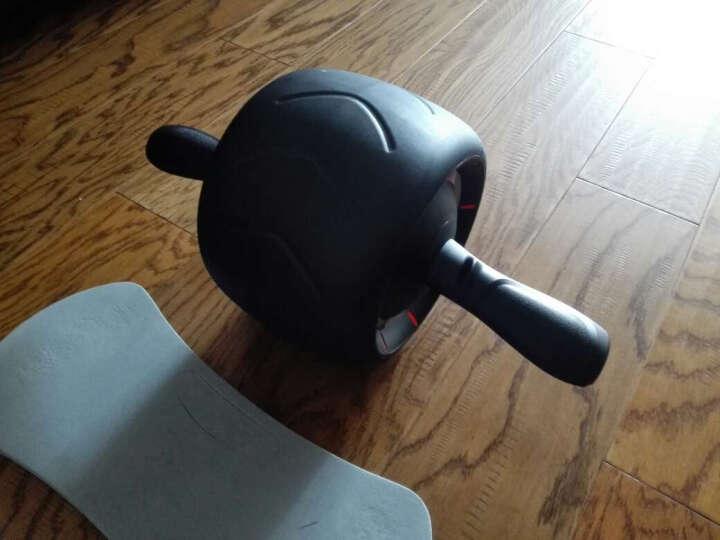 若赛(Ruosai) 健腹轮巨轮腹肌轮收腹滚轮健腹器静音健身俯卧撑轮 AB健腹轮 晒单图
