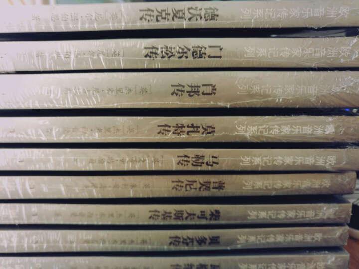 欧洲音乐家传记系列:马勒传(附2CD光盘) 晒单图