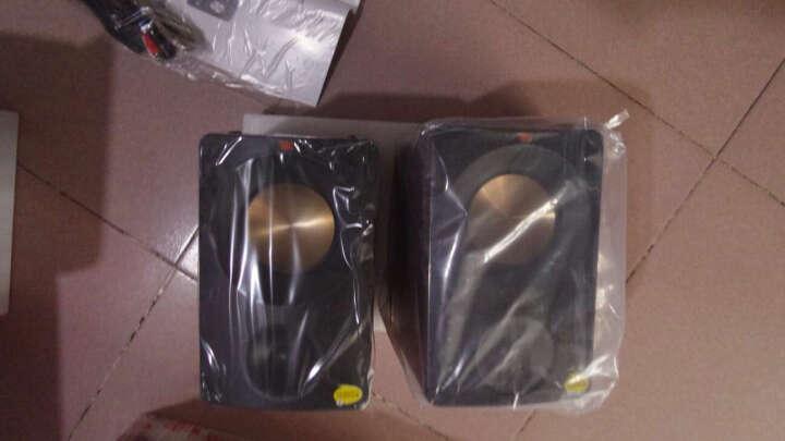 JBL CM220 高保真有源音箱 HIFI音质 蓝牙音箱 低音炮 多媒体电脑电视 JBL CM220 樱桃红 晒单图