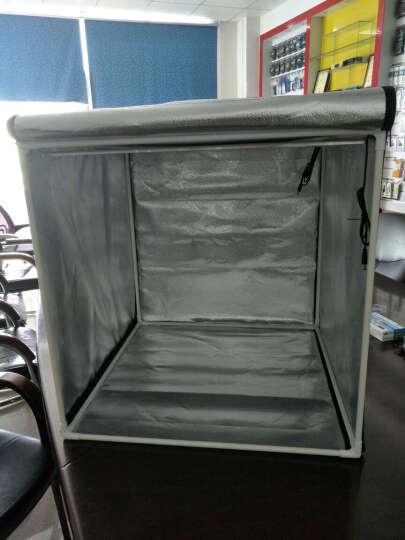 锐玛(EIRMAI)YA60 LED柔光箱摄影棚 专业摄影灯箱小型简易拍照摄影棚 电商拍摄器材道具 60CM可调光版 晒单图